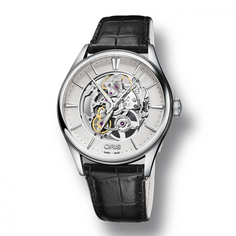 Montre Oris Artelier Skeleton