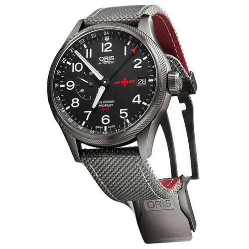 Montre Oris Big Crown GMT REGA ProPilot boucle déployante