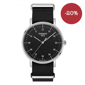"Montre Homme Tissot ""T-Classic"" Medium Everytime Nato"