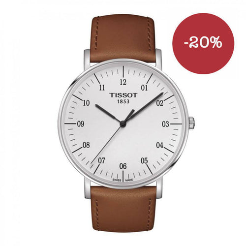 "Montre homme Tissot ""T-Classic"" Everytime Large"