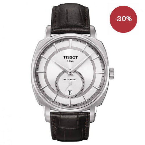 "Montre Tissot femme ""T-Lord"" Luxury Powermatic 80 Lady"