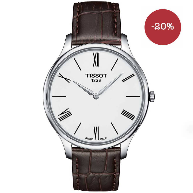 "montre Tissot ""Tradition"" Homme"