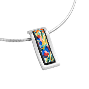 Pendentif Vague Claude Monet Giverny Freywille