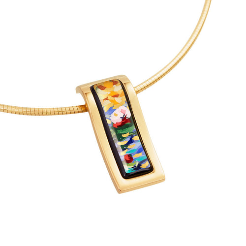 Pendentif Vague Claude Monet Orangerie Freywille