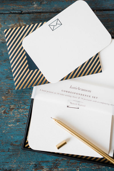 Katie Leamon stationery set