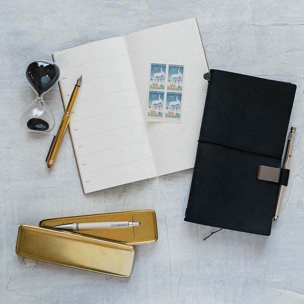 Traveler's Company Refillable Notebook
