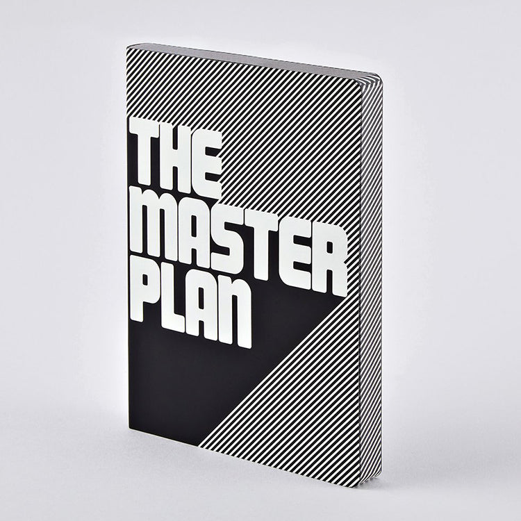 Nuuna Master Plan Notebook
