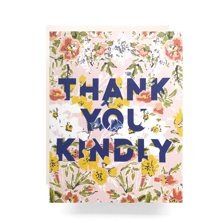 Amelia Thank You Card - Boxed Set