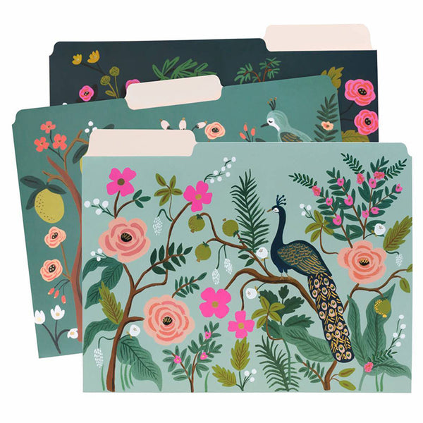 Shanghai Assorted File Folders
