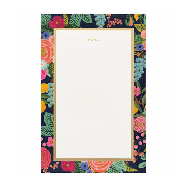 Garden Party Tear-Off Notepad