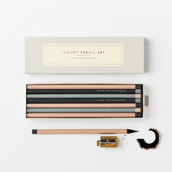 Katie Leamon Hide Assorted Pencil Set