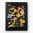 Rifle Paper Co. Wild Flower 12 Month Appointment Notebook