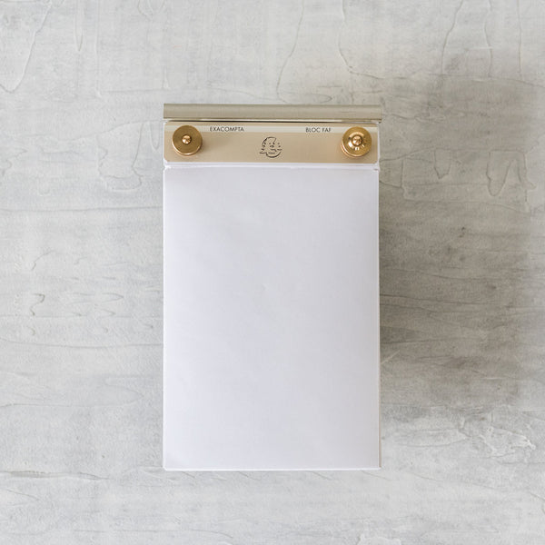 FAF Refillable Notepad