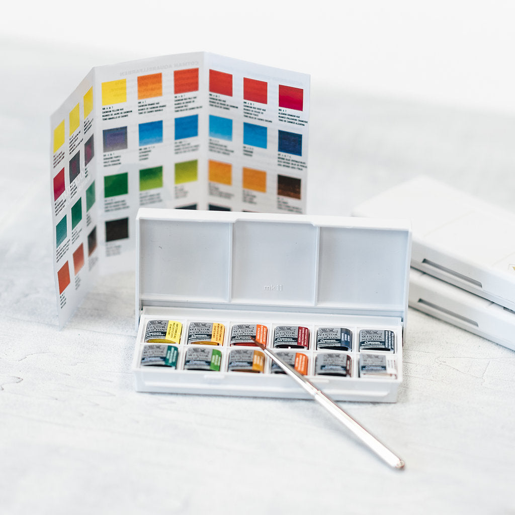 Windsor Newton Watercolor Pocketbox