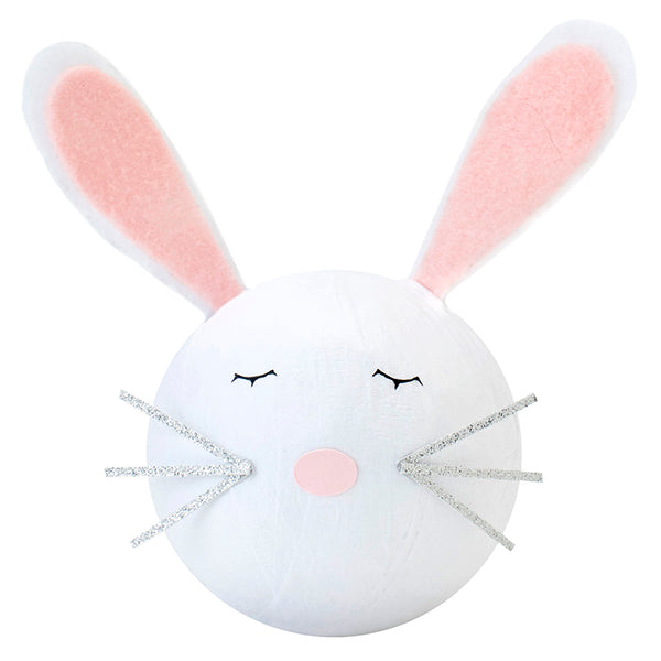 Deluxe Surprise Ball Bunny with Felt Ears