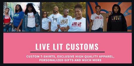 Live Lit Customs