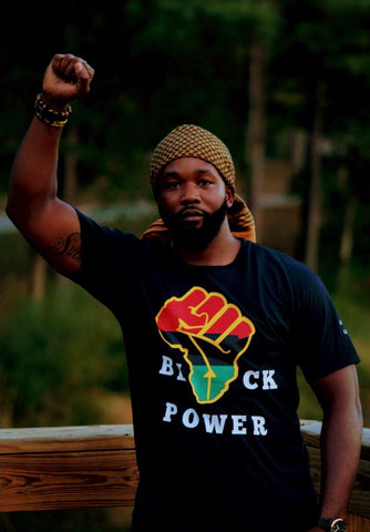 Black Power Shirt