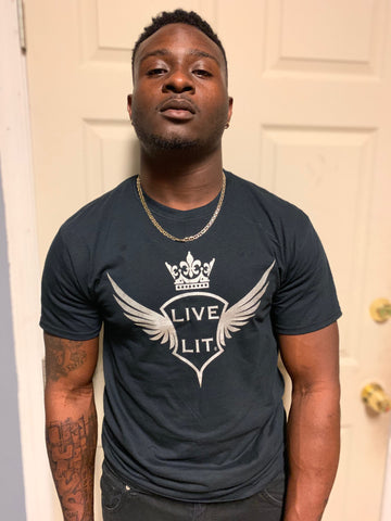 Kings Lit T-Shirt