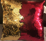Personalized Sequin Pillows 15 inch