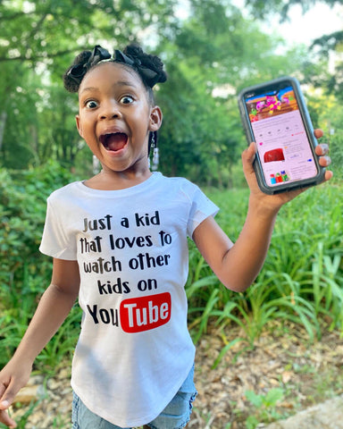 YouTube Lover shirt