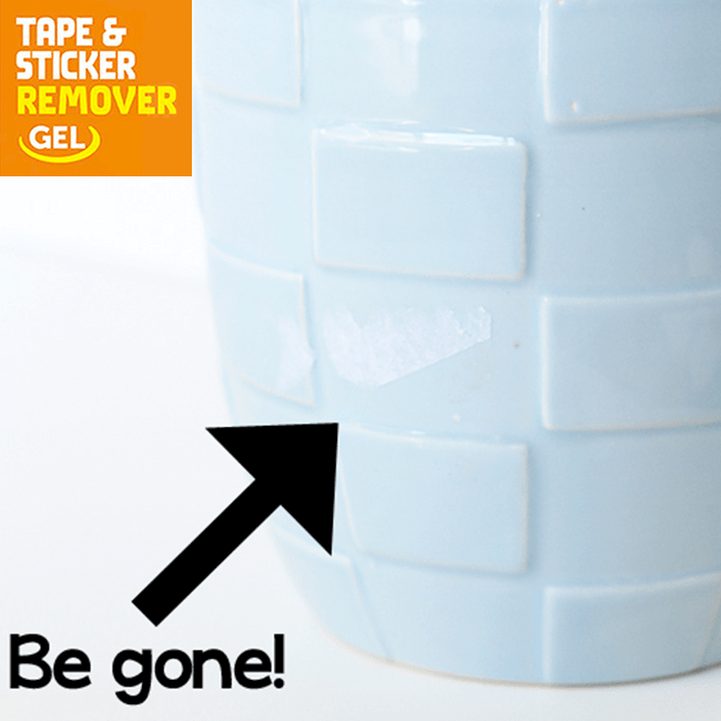 Tape & Sticker Remover Gel