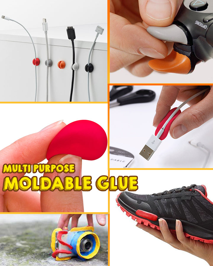 Moldable Glue (9 Packs)