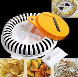 Microwave Potato Chips Maker
