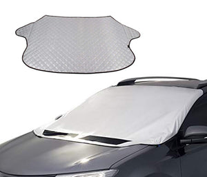 Dual-Protect Windshield Cover