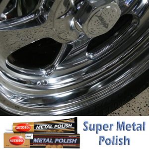 All-purpose Metal Polish Cream