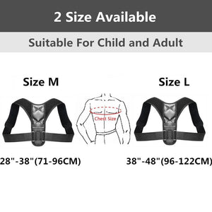 BuildWell™ Posture Corrector
