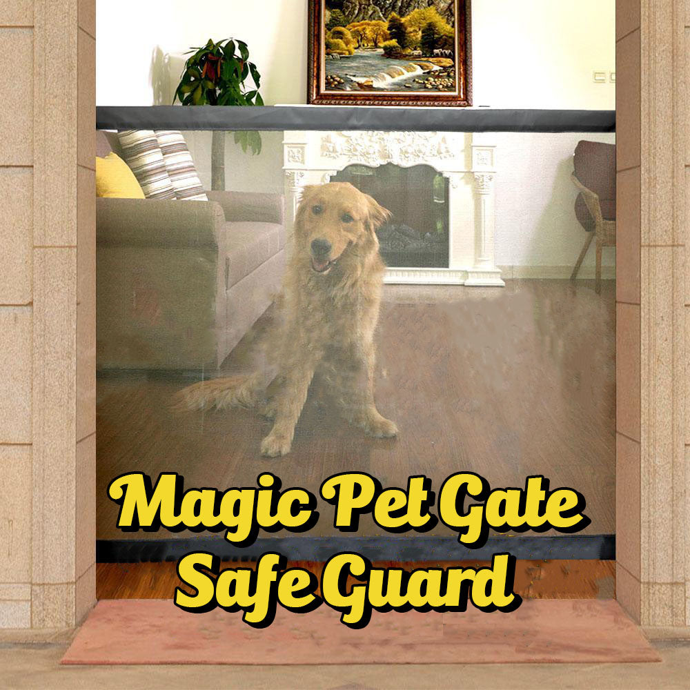 Magic Pet Gate Safe Guard