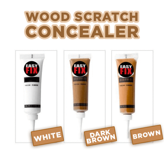 One-Step Wood Scratch Fixer