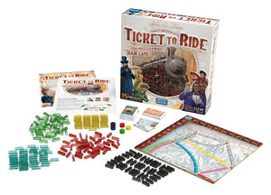Ticket to Ride USA - 15th Anniversary Edition