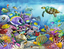 Load image into Gallery viewer, Ravensburger 2000pc Coral Reef Majesty