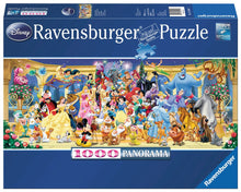 Load image into Gallery viewer, Ravensburger Disney 1000pc Group Photo