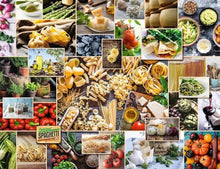 Load image into Gallery viewer, Ravensburger 2000pc Food Collage