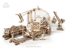 Load image into Gallery viewer, UGears Rail Manipulator: Mechanical Town
