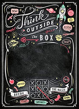 Load image into Gallery viewer, Clementoni 1000pc New Blackboard Think Outside The Box