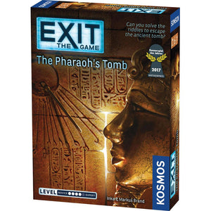 Exit The Game - The Pharaoh's Tomb