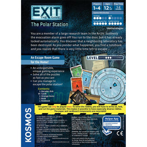 Exit The Game - The Polar Station