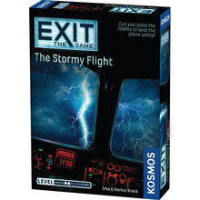 Load image into Gallery viewer, Exit The Game - The Stormy Flight