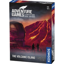 Load image into Gallery viewer, Adventure Games - The Volcanic Island