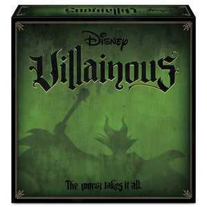 Disney Villainous Game