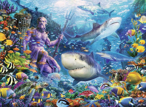 Ravensburger 500pc King of the Sea