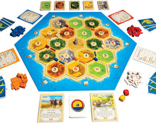 Load image into Gallery viewer, Catan 5th Edition