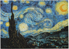 Load image into Gallery viewer, Ravensburger 1500pc Van Gough Starry Night