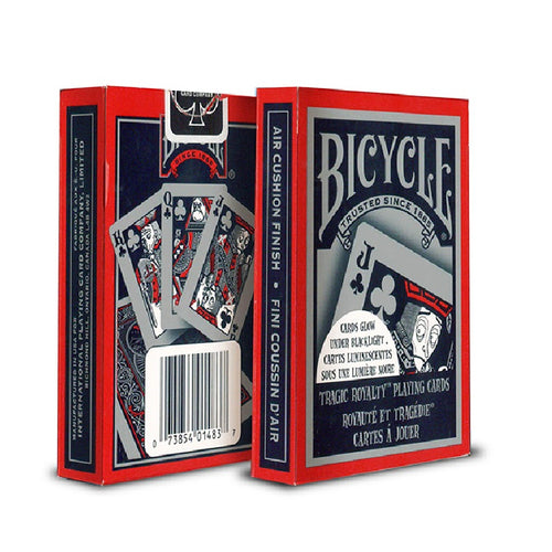 Bicycle Cards - Tragic Royalty