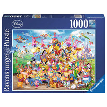 Load image into Gallery viewer, Ravensburger Disney 1000pc Carnival