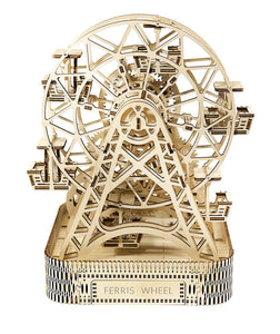 Wooden City: Ferris Wheel