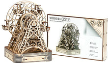 Load image into Gallery viewer, Wooden City: Ferris Wheel